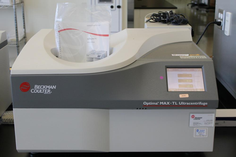 0221 - Beckman Coulter Optima Max-TL Benchtop Ultracentrifuge