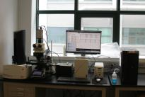 Leica DM6000B Research Microscope System with Andor Camera